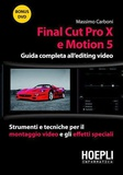 cubierta Final Cut Pro X e Motion 5