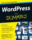 cubierta WordPress para Dummies