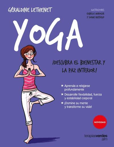 Yoga - Libro   Floqq